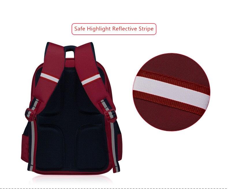 Новый 2018 ярко-розовый цвет ортопедические школьные сумки для девочек школьный bookbag Европейский стиль Школьный рюкзак для девочек студент р...