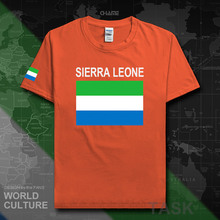 Sierra Leone Leonean t shirt fashion jerseys nation team tsh
