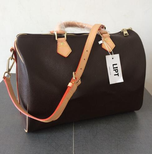 Alma Mode Metis Freies Modische Speedy Handtasche Frauen Tasche Mit Messenger Strap Eimer Casual Dhl Druck Für 8c68ZUAq