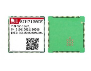 SIM7100CE Simcom 4G 100% New Genuine Distributor In the stock TDD-LTE/FDD-LTE/WCDMA Embedded quad-band module