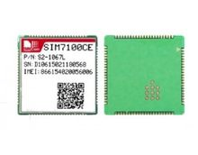 JINYUSHI PARA SIM7100CE 4G 100% Novo & Original Genuine Distribuidor no estoque TDD-LTE/FDD-LTE/WCDMA Embutido quad-band do módulo