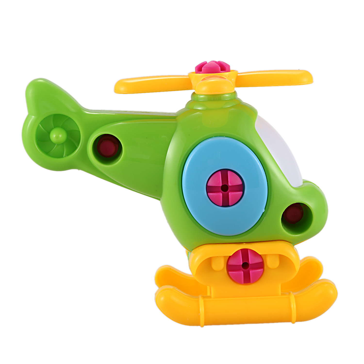 Construction Toys Take Apart Toys Assembly Helicopter Take-apart Puzzle Toys for Children 3 Year Old Boys (Helicopter)