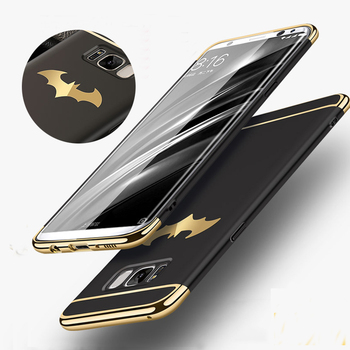Luxury Phone Case For Samsung Galaxy S8/S8 Plus/ S6 /S6 Edge Coque PC Hard Back Cover Case For Samsung S9 Plus S7/S7 Edge Note 8