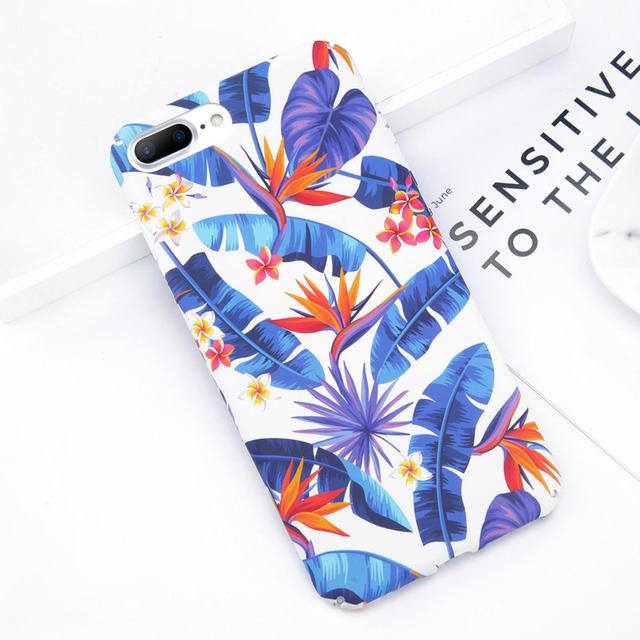 Stunning Floral Cases For iPhone 6