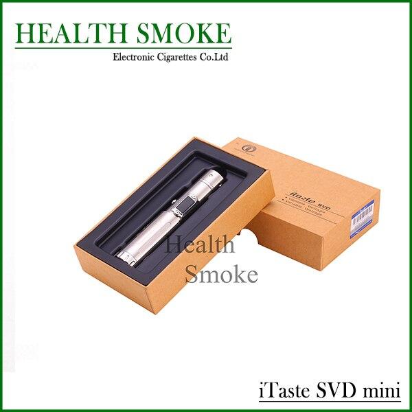 2015 Genuine Innokin iTaste SVD mini kit pen style  Mechanical Mod Variable Voltage fit for Iclear vaporizer e cig free shipping