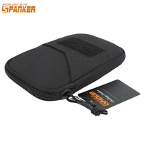 EXCELLENT ELITE SPANKER Outdoor EDC Zipper Multi function Wallets Pouch Tactical Card Pouches Military Travel Money Bag