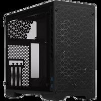 PHANTEKS MG (MetallicGear) 210 г ITX чехол для компьютера (RGB/side 280 водяное охлаждение/вертикальная карта дисплея)