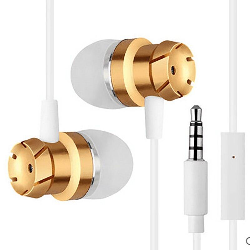 Kapcice H04 Suono Dei Bassi Auricolare In Ear Sport Auricolari con il mic per xiaomi iPhone Samsung Auricolare fone de ouvido cuffie MP3 - 4
