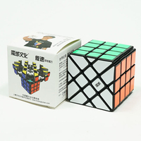 Moyu AoSu Fisher 4x4 62mm Speed Skew Magic Cube Collection Puzzle Cubes Educational Toy