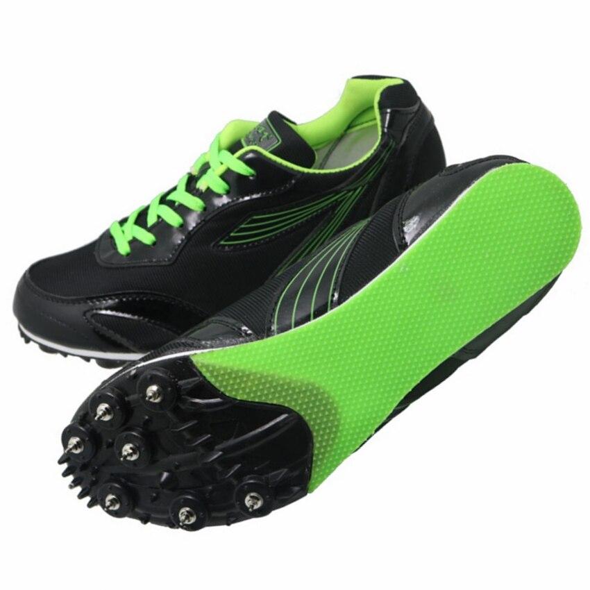 GOGORUNS женщин легкие шипы кроссовки трек и поле девушки студент Бег кроссовки ногти обувь Женские кроссовки