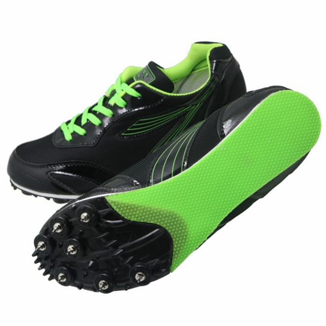 413a45a222d GOGORUNS vrouwen lichtgewicht spikes loopschoenen atletiek meisjes student  running training schoenen nagels schoenen vrouwen sneakers
