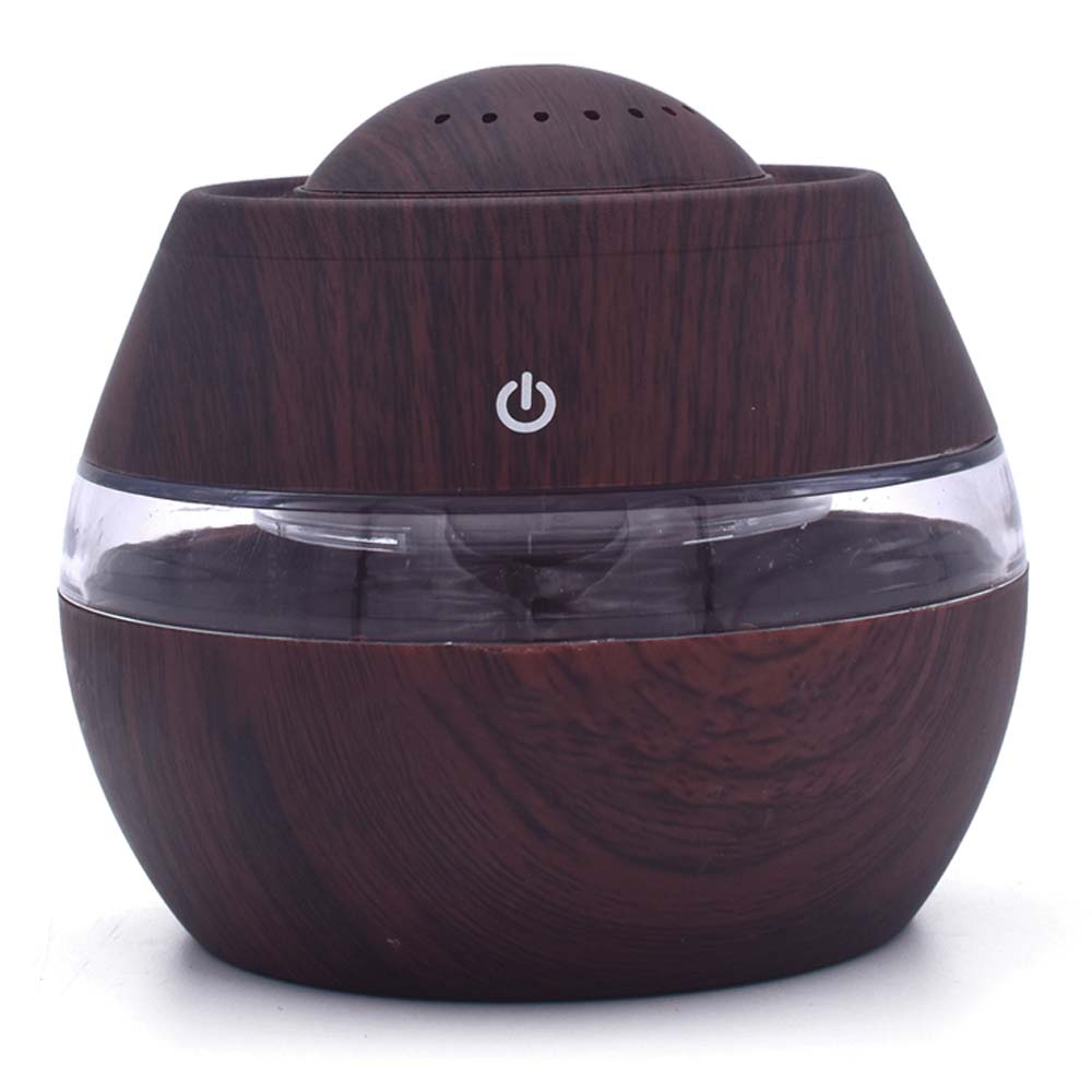 Essential Oil Diffuser Aroma Diffuser Ultrasonic Aromatherapy Humidifier 7 Color LED Light Mist Maker Aromatherapy Air Purif remote control air humidifier essential oil diffuser ultrasonic mist maker fogger ultrasonic aroma diffuser atomizer 7 color led