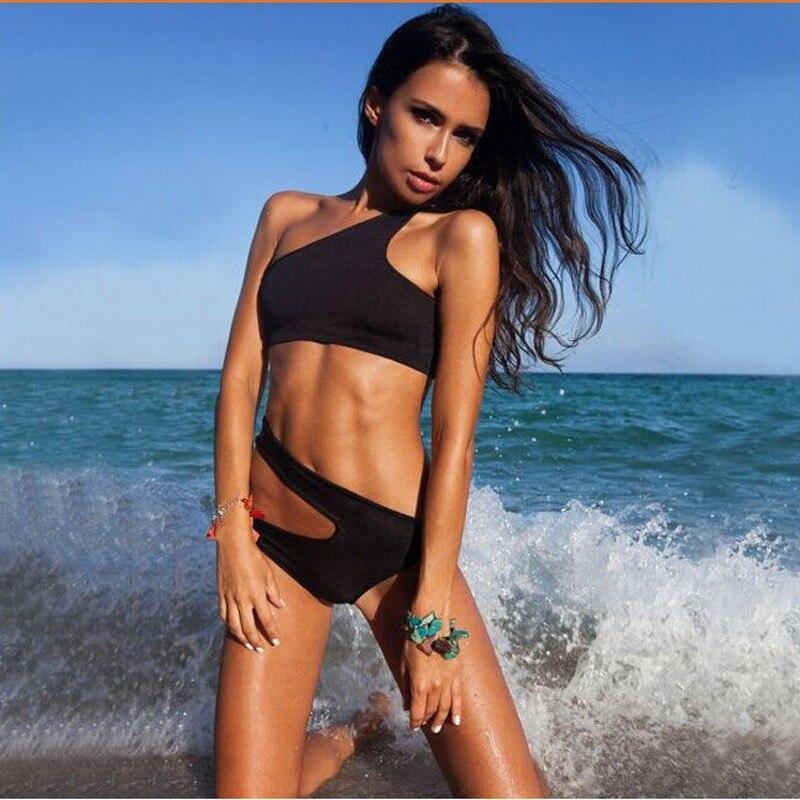 Schwimmen 100% Wahr Nakiaeoi Bikini 2019 Neueste Padded Bikini Set Frauen Bademode Hohe Taille Badeanzug Bademode Badeanzug Biquini Plus Größe 4xl Sport & Unterhaltung