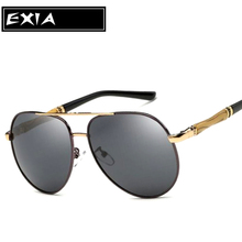 Sunglasses for Men Classic Design with Polarized TAC Thin Lenses EXIA OPTICAL KD-203 Series