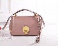 Summer Fashion Famous Designer Brand Genuine Leather Women Handbag Lady Small Purse Shoulder Messenger Bag Female