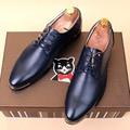 Мужчины Обувь Из Натуральной Кожи 2015 Новая Мода Мужская Повседневная Обувь Мужчин Зашнуровать Квартиры Мокасины Мужчины Sapatos Moccasi