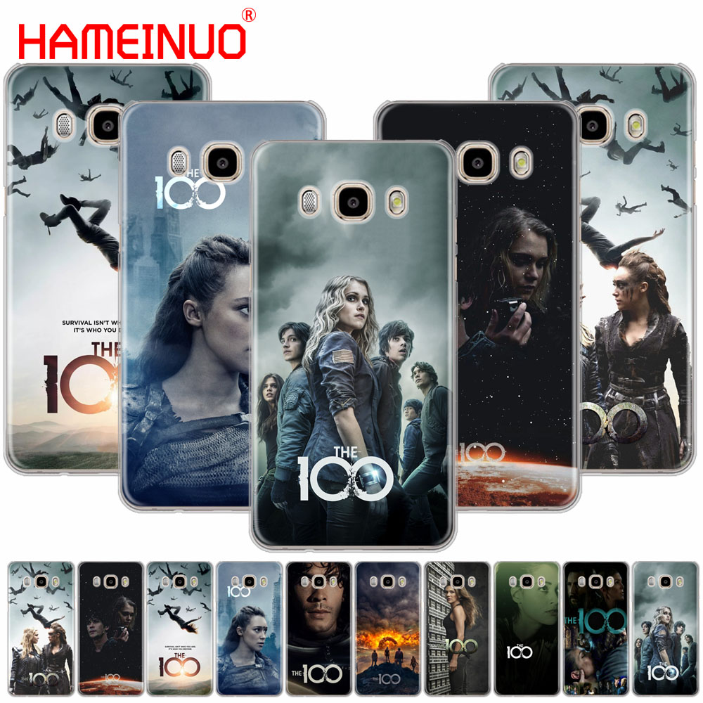 HAMEINUO The Hundred The 100 Tv Shows cover phone case for Samsung Galaxy J1 J2 J3 J5 J7 MINI ACE 2016 2015 prime