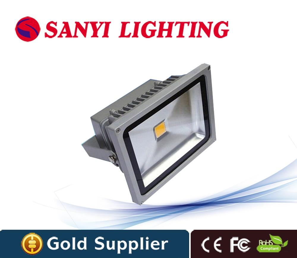 Factory wholesale 10W LED Floodlights 110V 220V 85-265V 1000LM IP65 waterproof led projector light led cast light