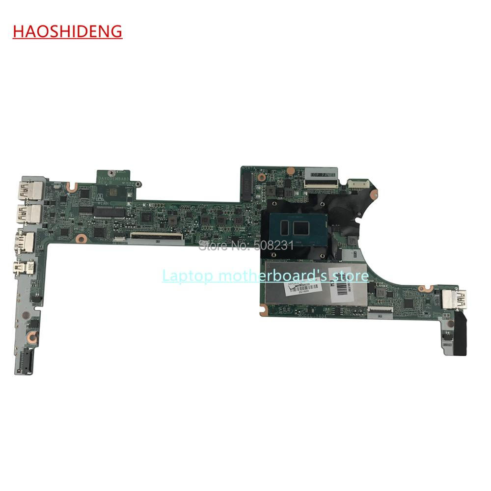 HAOSHIDENG 861993-601 DAY0DEMBAB0 mainboard for HP Spectre x360 13-4000 13-4172na Motherboard with i7-6500U 16GB, fully Tested