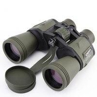 Original Piao Yu 20x50 Binoculars Powerful High Power Night Vision Telescope Best Optics Zoom Outdoor Spotting