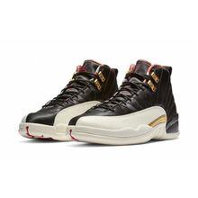 wholesale dealer 08786 34978 2019 Jordan 12 Xii Basketball Schuhe Cny Männer Schwarz Gold Outdoor Sport  Turnschuhe Neue Ankunft Größe Uns 8-13 plus Größe
