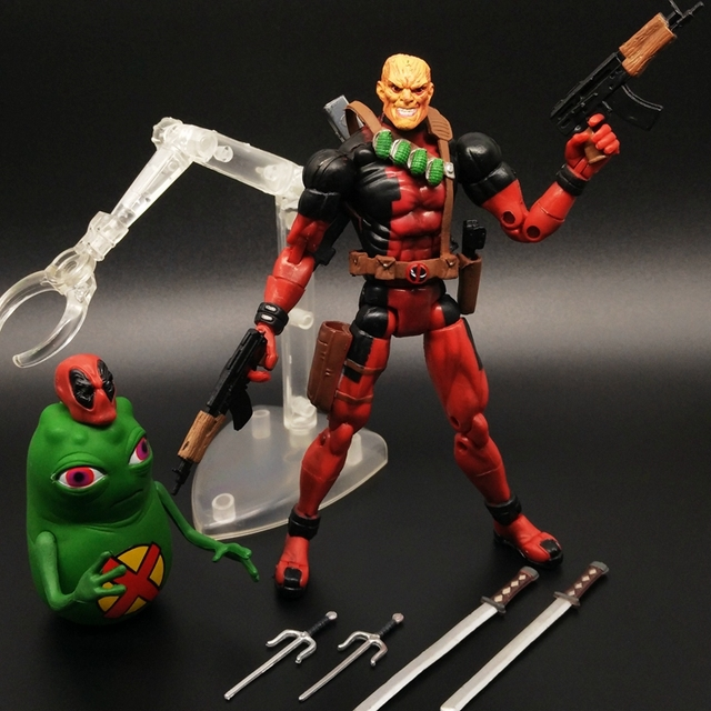 Toy Biz Marvel 1