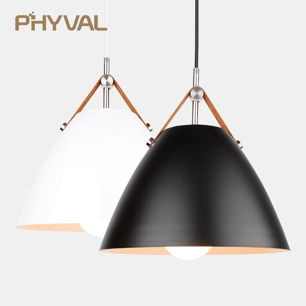 Restaurante colgante de cocina iluminación colgante lámpara de luz LED comedor Nordic luz moderna colgante luz para sala de estar dormitorio