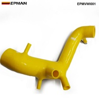 Intercooler de silicone turbo boost indução mangueira de admissão kit para vw golf mk4 1.8 t/bora 1.8 t/bettle 1.8 t (1pc) epmvwi001