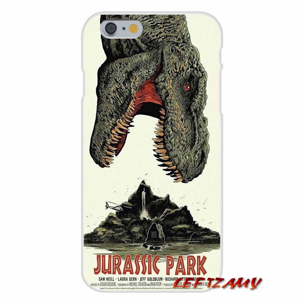 Аксессуары, чехлы для телефонов, Парк Юрского периода, мир динозавров, для iPhone X, XR, XS MAX, 4, 4S, 5, 5S, 5C, SE, 6, 6 S, 7, 8 Plus