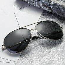 New pilot polarized men's sunglasses fashion ladies glasses