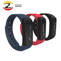 10pcs Original I5Plus Smart Bracelet I5 Wristband Bluetooth 4 0 Activity Tracker SmartBand Passometer Sleep Monitor
