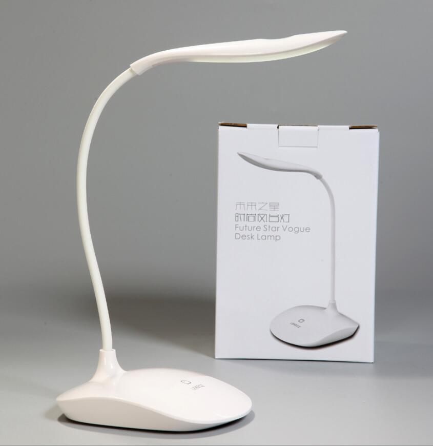Dimmer Led Cədvəl İşıq Toxunuşlu Masaüstü lampalar Uşaqlar - Daxili işıqlandırma - Fotoqrafiya 4