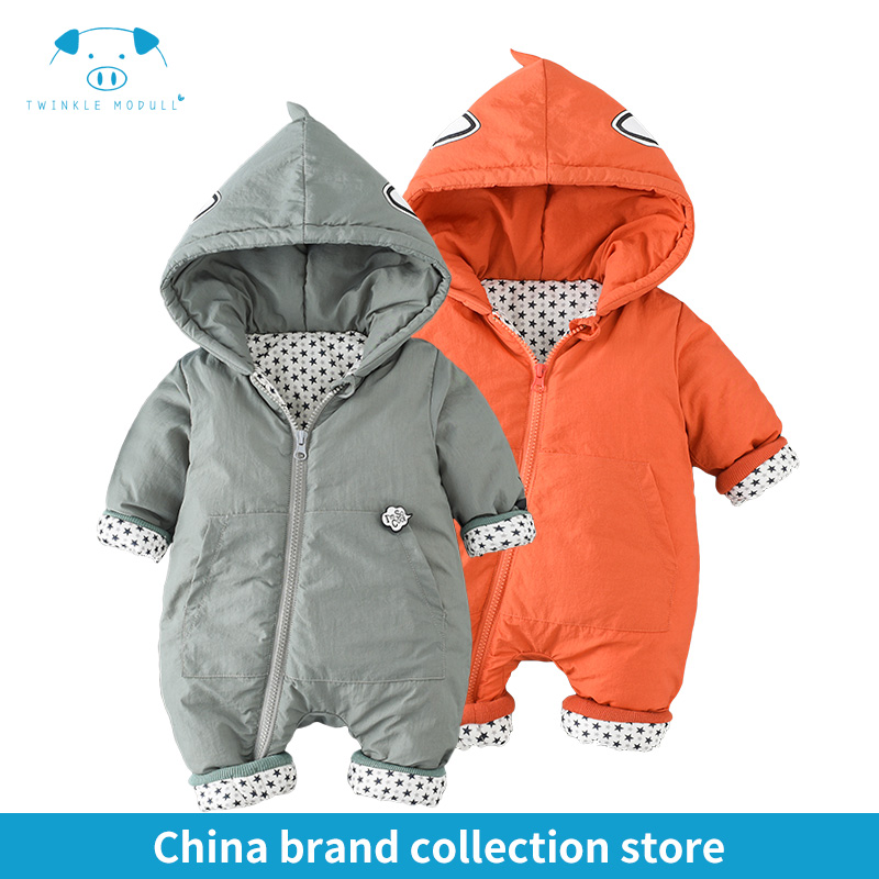 winter rompers newborn boy girl clothes set baby fashion infant baby brand products clothing bebe newborn romper MD170D022 newborn baby rompers baby clothing 100% cotton infant jumpsuit ropa bebe long sleeve girl boys rompers costumes baby romper