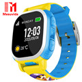 New Tencent QQ WatchGPS Tracker Watch For Kids SOS Emergency Anti Lost Smart Mobile Phone App Bracelet Wristband For Android iOS
