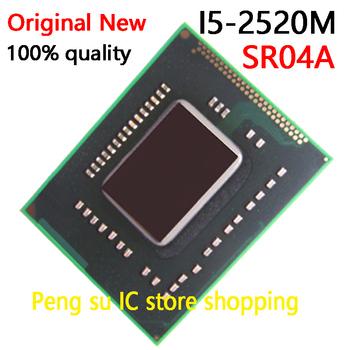 100 nowy I5-2520M SR04A I5 2520M BGA chipsetu tanie i dobre opinie Kamery Kamery lustra Działania Kamery Wideo Inny Aparat Akcesoria Zestawy none Pakiet 1