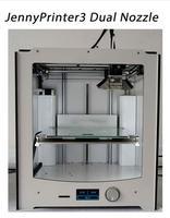 2018 jennyprinter3 Двойной Экструдер Насадка 3D принтеры DIY Kit Совместимость с Ultimaker 2 um2 включены все Запчасти