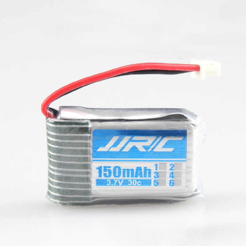 3.7v 150mah 30C For jjrc H2 H8 H48 U207 Battery RC Quadcopter Spare parts 3.7v LIPO Battery for H8 Battery for toy Helicopter