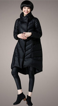 Free shipping winter maternity top outerwear coat medium-long down long-sleeve thickening wadded jacket overcoat M10249