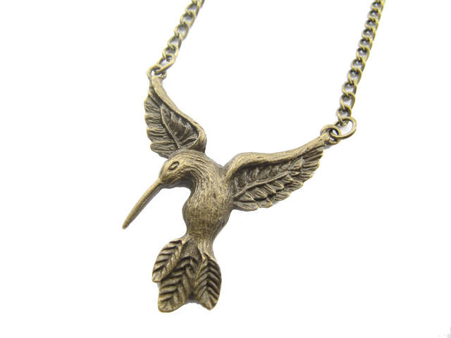 flower necklace hummingbird pendant gallery memorial beautiful for urn ash