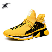 Man Casual Shoes 2019 Summer Fashion and Breathable Lace Up