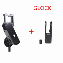 Hot sale TMC IPSC Aluminum Race Master Holster & Insert Block For: SV, Glock CZ shadow 2  Black Red Blue Hunting Party
