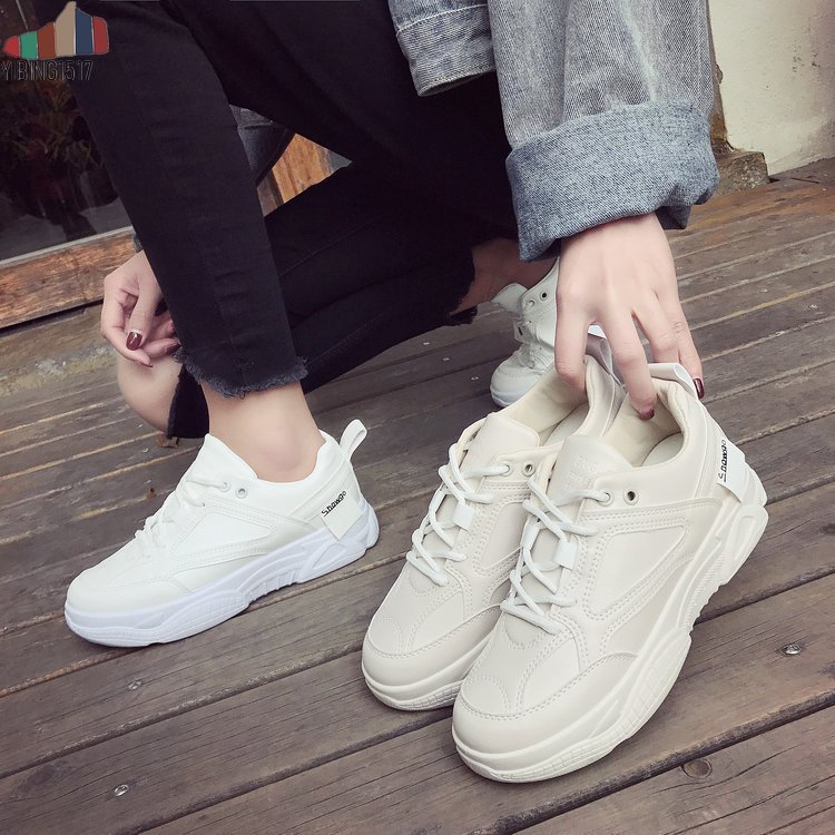 2019 New Spring Fashion Air Mesh Women Shoes High Quality Mixed Colors Breathable Ladies Casual Sneakers Outdoor Female(China)