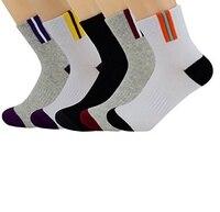 Syaya Men Winter Warm Sock Cotton Short Tube Sport Absorb Sweat Socks