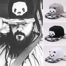 e06acc3a72c 2019 Spring New Cartoon panda Adjustable Baseball Caps Snapback Hats For  youth Men Women Fashion animal Cap Hip Hop Sun Bone Hat