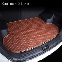 FIT FOR VOLVO S60/L S80/L XC60 XC90 V60 2011-2017 BOOT LINER REAR TRUNK CARGO MAT FLOOR TRAY CARPET MUD COVER PROTECTOR