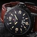 naviforce top luxury brand mens sport watches amry military quartz watches men montre femme clock man relogio masculino 2017