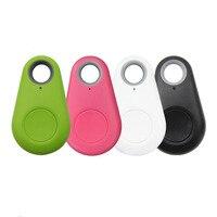 Беспроводной Bluetooth 4,0 трекер кошелек ключ искатель ключей gps Locator анти потерянный сигнал тревоги системы 5 цветов на выбор коробку
