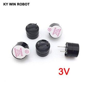 [Elektronik diy kiti] 3V aktif zil Elektromanyetik (SOT plastik boru uzunluğu akustik) (5 adet)