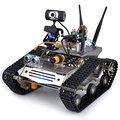 Wifi inalámbrico Kit para Arduino Robot Coche/Hd Cámara Ds Kit Robot Inteligente Robot Educativo para Los Niños