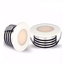 10 pieces Foyer living sitting recessed micro miniature spot down light small mini COB  LED downlight 5W dimmable